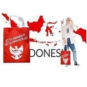 Goodie Bag Kita Indonesia Kita Pancasila Tas Tenteng Acara Nasional Merah Putih