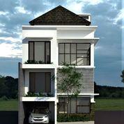 Rumah Lux On Progres Private Pool Di Lokasi Nyaman Strategis