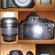 Nikon D5100 Minus Box