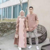 Gissell Couple.Baju Couple.Baju Sarimbit