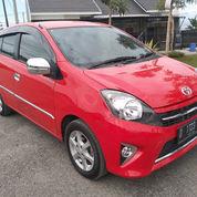 DP.10jt Agya G Matic 2016 Merah