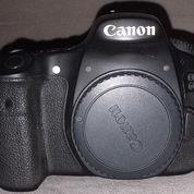 Canon EOS 60D Lensa 28-135mm