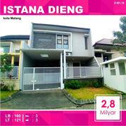 Rumah 2 Lantai Luas 120 Di Istana Dieng Kota Malang _ 491.19