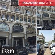 Ruko Green Lake City, Fresh Market, Tangerang, 4,5x15m, 4 Lt, PPJB