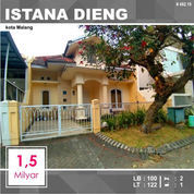 Rumah Murah Luas 122 Di Istana Dieng Kota Malang _ 492.19