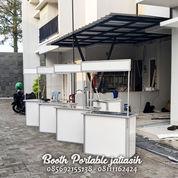 Meja Booth Portable Bekasi