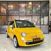 Fiat 500 C Lounge 1.4 Convertible AMT 2015