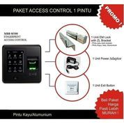 Paket Lock Akses Kontrol MBB SF300 New