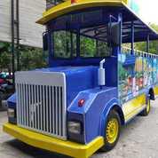 Termurah Odong Risma Rjm Kereta Mini Panggung Coaster Velg