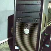 Cpu Dulacore, 2gb,160gb, Atx Dell Optiplex 380 Garansi