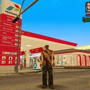 GTA sanandreas ala INDONESIA PC