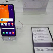 Hp Samsung A50S Bisa Dicicil Dengan Angsuran Ringan