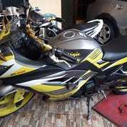 Kawasaki Ninja 250 Fi Thn 2013 Plat W Murah