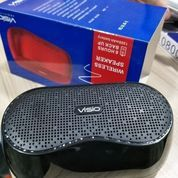 Speaker Bluetooth Visio BS02 BS-02 Original Murah Bergaransi