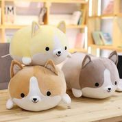 Boneka Anjing Corgi Import