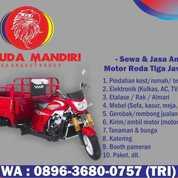 Gerobak Motor Roda Tiga Surabaya