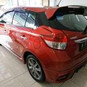Toyota Yaris TRD AT 2015