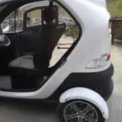 City Car 250cc Roda
