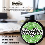 Doffee Pomade Heavy Hold Scent Mellon