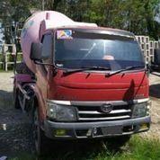Truck Mixer Toyota Dyna Tahun 2014