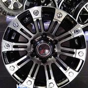 Velg Mobil Ring 15 Lebar 8 Lubang 6 Pcd 139,7 Et 8