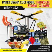 Paket Usaha Cuci Mobil Hidrolik MBH-102