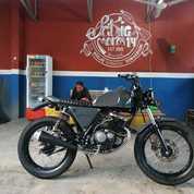 Japstyle Thunder 125 Cc 2008