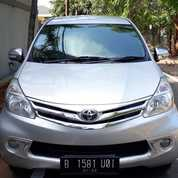 Toyota Avanza G 1.3cc Manual Th.2012