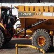 Articulated Dump Truck (ADT) Volvo A40F Tahun 2012