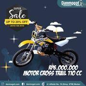 Motor Dewasa Trail 110 CC