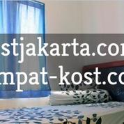 Kost Kramat Asem Raya Matraman (Ruko Biru), Jakarta Timur ? Pri / anit / uami Istri