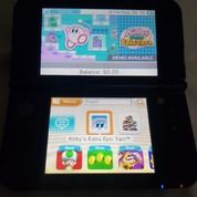 Paket New Nintendo 3ds XL LL+ SKY3DS Orange 96gb+ Bonus