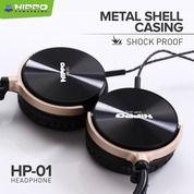 Hippo Headphone HP-01 Music & Telp Microphone - Headset Hippo HP-01