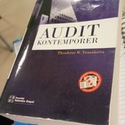 Iklan Buku Audit Kontemporer By Theodore M. Tuanakotta