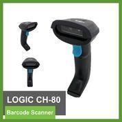 Barcode Scanner Murah USB Logic CH-80