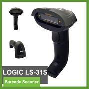 Barcode Scanner Support Mesin Kasir Cash Register Logic LS-31S