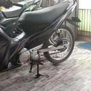 Sepeda Motor Yamaha Jupiter Siap Pakai