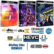 Jasa Isi Film HD Kualitas BluRay Disc Remux Full HD Utk HOME THEATER