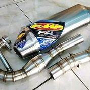 Knalpot KLX 150 /250, CRF 150 /250