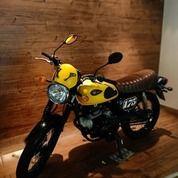 Kawasaki W175 Caffe