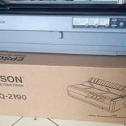 Passbook Epson LQ-2190 Partai Ready Stok Mulus Harga Termurah Bergaransi