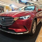 All New Mazda CX-9 Soul Red Crystal Harga Nego Sampai Deall