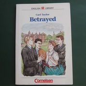 Novel English Cornelsen BETRAYED