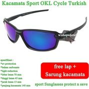 BISA COD Kacamata Murah Pria Sport Cycle