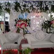 Kuwade Pelaminan Pernikahan Satu Set, Tanpa Panggung