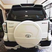 Toyota Rush TRD Sportivo A/T Tahun 2016 Warna Putih