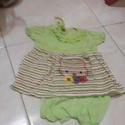 Dress Bayi Umur 1 Thn