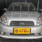 Toyota Rush 1.5 S AT 2009 Silver Rawatan Siapa Pakai