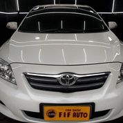 Toyota All New Altis 1.8 G AT 2010 Putih