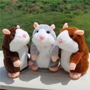 Boneka Hamster Mainan Anak Bisa Bicara Dan Gerak Model Hamster